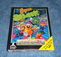 Super Skweek Atari LYNX BRAND NEW! SEALED! CIB Complete superskweek CombinedShip