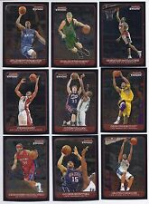 """06/07 Bowman Chrome Basketball Cards """"PICK TEN"""" COMPLETE YOUR SET! CHOOSE ANY 10"""