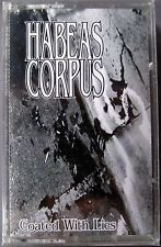 Habeas Corpus--Coated With White Lies (Cassette, 1995, Black Market Records) NEW