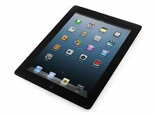 Apple iPad 4 9.7 pulgadas 4th generación 32GB, Wi-Fi-Negro Multi-Touch Pantalla Retina 5MP