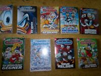 Noch Verschweißt Disney Lustige Taschenbücher Band LTB 523 oder 522 24 25 27 29