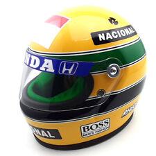 1990 helmet Ayrton Senna - scale 1/2 Minichamps