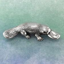 Platypus Australian Souvenir Figurine Australiana Gift, Australian Made Pewter