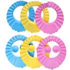 1Pc Adjustable Baby Kids Shampoo Bathing Shower Visor Cap Hat for Baby Care^