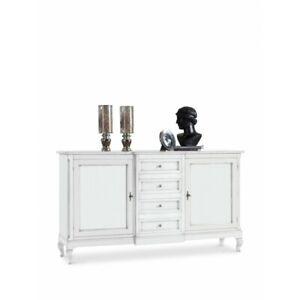 Cupboard White Matt, 201x52x113H