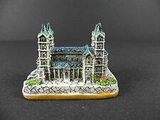 Bamberg Dom Modell,Souvenir Germany Deutschland,handbemalt,TOP QUALI,Neu
