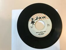 ROCKABILLY 45 RPM RECORD - GENE SUMMERS & HIS REBELS - JAN 11-102