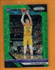 Moritz Wagner 2018-19 Panini Prizm Rookie Prizms Choice Green Rc #284 /8