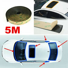 5M Seal Strip Car Accessories Sunroof Trim Moulding Weatherstrip Rubber Kit