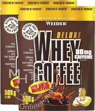 Weider Whey Coffee 2x 500g (35,39€/Kg) Beutel Protein Eiweiß Kaffee Shake