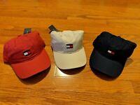 Men's Tommy Hilfiger Ardin TH Logo Baseball Dad Cap Hat 6942669 MSRP $26.50