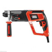 Black & Decker KD985KA Hammer Drill 220 240 VOLTS Export Only