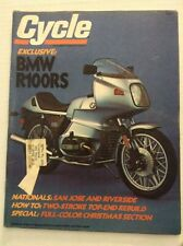 Cycle Mag BMW R100RS Nationals & How To's December 1976 072619nonrh