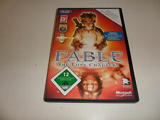 PC Fable: the Lost Chapters