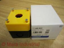 Omron A22Z-B101Y Push Button Switch Housing A22ZB101Y (Pack of 3)
