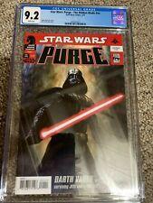 Star Wars: Purge - The Hidden Blade CGC 9.2 (Dark Horse Comics)