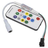 LED RGB RF Remote Controller DC 5-12V 14 Key +GGD for WS2811 WS2812B Strip Light