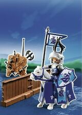 """New! Playmobil 5356 Lion Tournament Knight Play Set """"Bring Home Honor and Glory"""""""