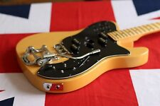 Fender Stereo Partscaster Telecaster Project (Tiesco, Bigsby, Wilkinson)