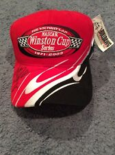 Nascar Rusty Wallace signed Winston Cup victory lap 1971-2003 with tag