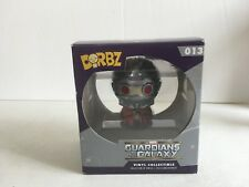 Funko Dorbz Guardians Of The Galaxy Starlord Masked New In Box