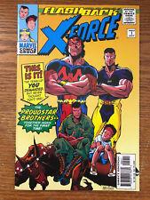 X-Force Minus #1 Vol 1 Marvel Comics 1997 NM -1