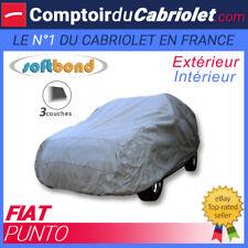 Housse Fiat Punto - SoftBond® : Bâche de protection mixte