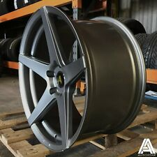 "4x 19"" 9.5J Autostar Chicane Alloys fits BMW Series E46 E90 F30 M3 E60 E61 5x120"