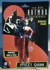Batman The Animated Series - Harley Quinn - Bendable Figure NEW Suicide Squad