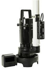 3/4HP Ultra High Capacity Sump Pump with switch ($220 at Major Big Box Retail)