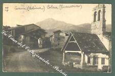Friuli. COLZA, Enemonzo, Udine. Cartolina d'epoca viaggiata circa nel 1920.
