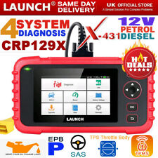 UK BEST! Multi Systems EU Diagnostic Scan Tool Fault Code Reader LAUNCH X431 PRO