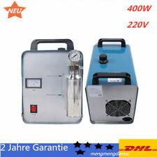 H180 Sauerstoff Wasserstoff Hho Gasflamme Generator Polierend Maschine 400W NEU
