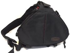 Tscope Sling Shoulder Cross Camera Bag Digital Camera Case Storage Black - Mint