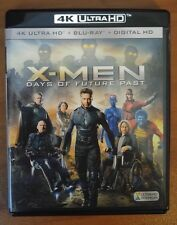 X-Men: Days of Future Past (4K Ultra HD and Blu-ray) James McAvoy - No Digital