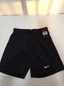 Nike Dry Park III Black White Training Short Size XL Men's Only