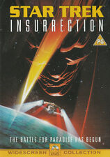Patrick Stewart/Michael Dorn: STAR TREK IX INSURRECTION New but UNSEALED Reg'n 2