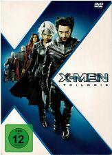 X-Men Trilogie (3 DVDs) Film Box - gebraucht