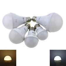 Mini Home Office E27 LED Bulb Light Lamp 3W 5W 7W 9W 12W White/Warm 220V