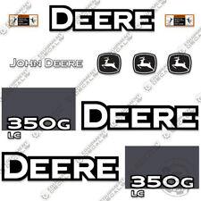 John Deere 350 G LC Decal Kit Excavator Equipment Decals 350g LC