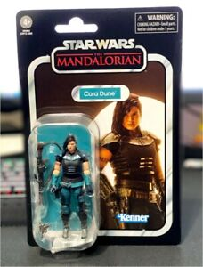 Star Wars Cara Dune Vintage Collection VC164 The Mandalorian 3.75 TVC