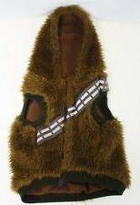 Star Wars Chewbacca Dog Hoodie Costume Size Large By Petco