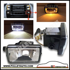 DBMOTOR 2015-2016 Ford F150 LED Fog Lamp with Turn Signal Indicator