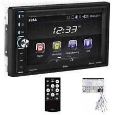Boss Audio BV9370B Double Din Touchscreen Bluetooth MP3/USB/SD AM/FM Car 6.5 New