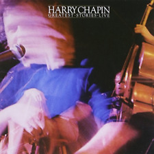 Harry Chapin-Greatest Stories (UK IMPORT) CD NEW