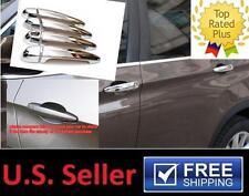 US NEW Chrome Door Handle Cover Trim for BMW X1 X3 X5 X6 E84 F25 E70 E71 E72 F30