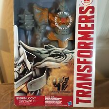 Transformers Age Of Extinction Grimlock With Talking 10 Sounds Toy Boys Gift