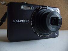 samsung es73 12.1 megapixel digital camera / black.