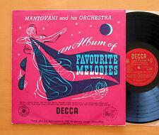 LK 4079 Mantovani & His Orchestra Favourite Melodies Vol. 2 Decca Mono VG/EX