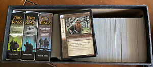 Lord of the Rings CCG (Decipher) Lot of Assorted Cards (Used)